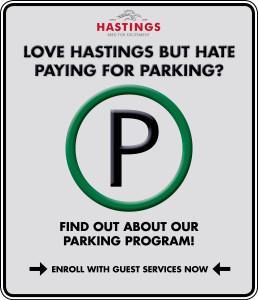 Hastings Racecourse Parking