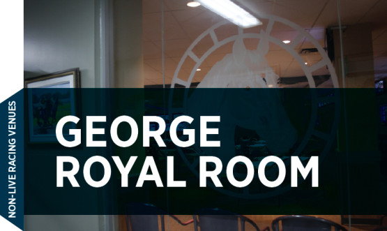 Group Sales Venue – George Royal_Cover