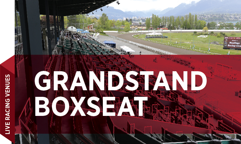 Group Sales Venue - Grandstand Boxseat_Cover