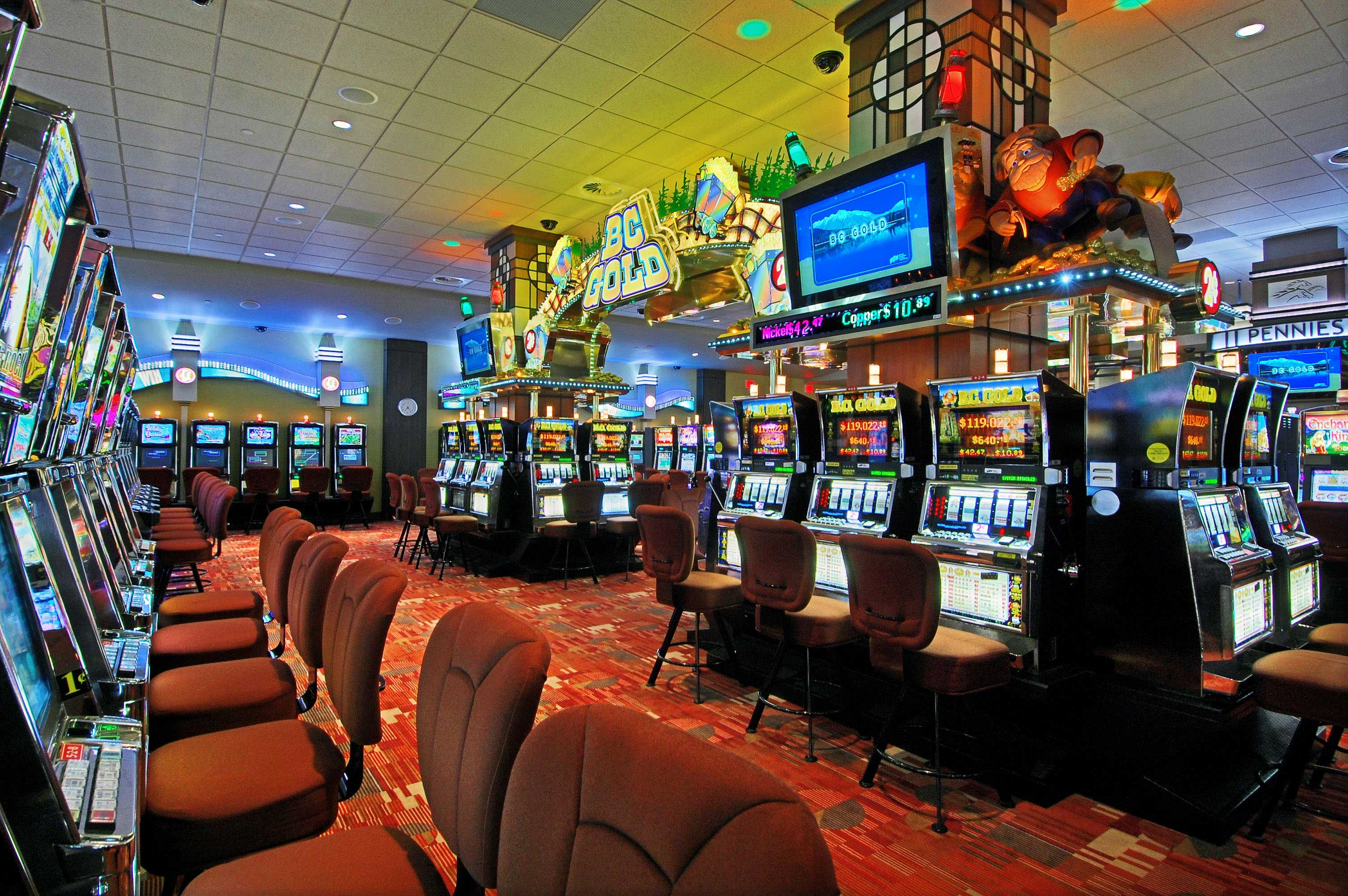 Slot Casinos Near Portland Or